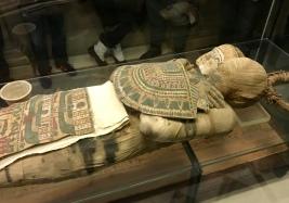Mummy @ The Louvre