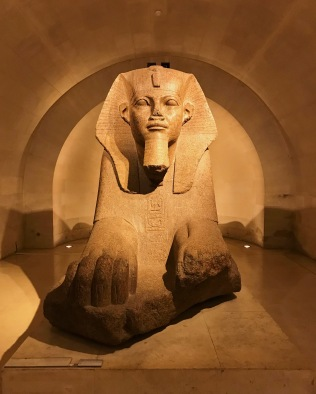 Great Sphinx of Tanis @ The Louvre